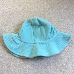 NWT Gap terrycloth brimmed hat